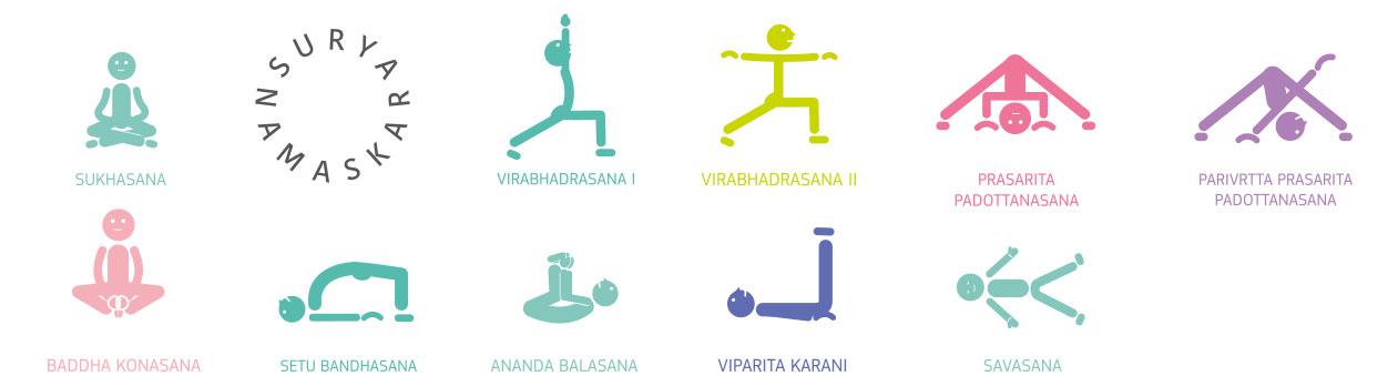 Clase nivel básico  - 50 posturas que cambiarán tu vida | Yowe
