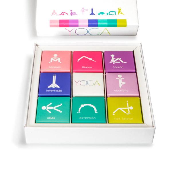 planificador de clases de yoga - interior / yoweyoga