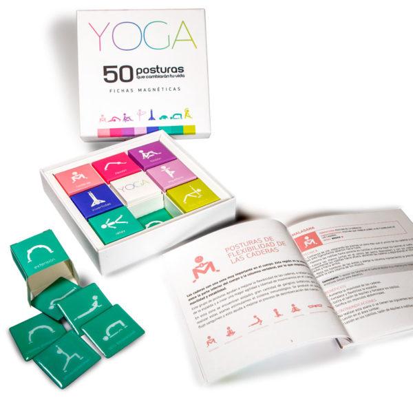 planificador de clases de yoga - bodegón / yoweyoga